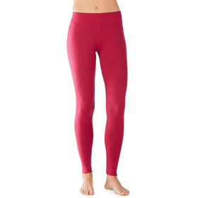 Smartwool Merino 250 Baselayer Bottom Women Potion Pink Heather